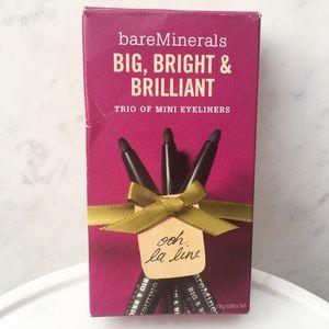 bareMinerals Big, Bright & Brilliant Mini Eyeliner